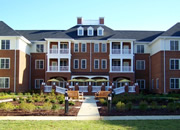 Hotels assisted living the structures group for Alf hotel downtown